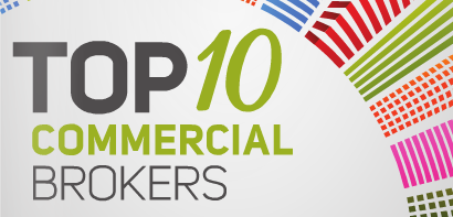 Top 10 commercial brokers