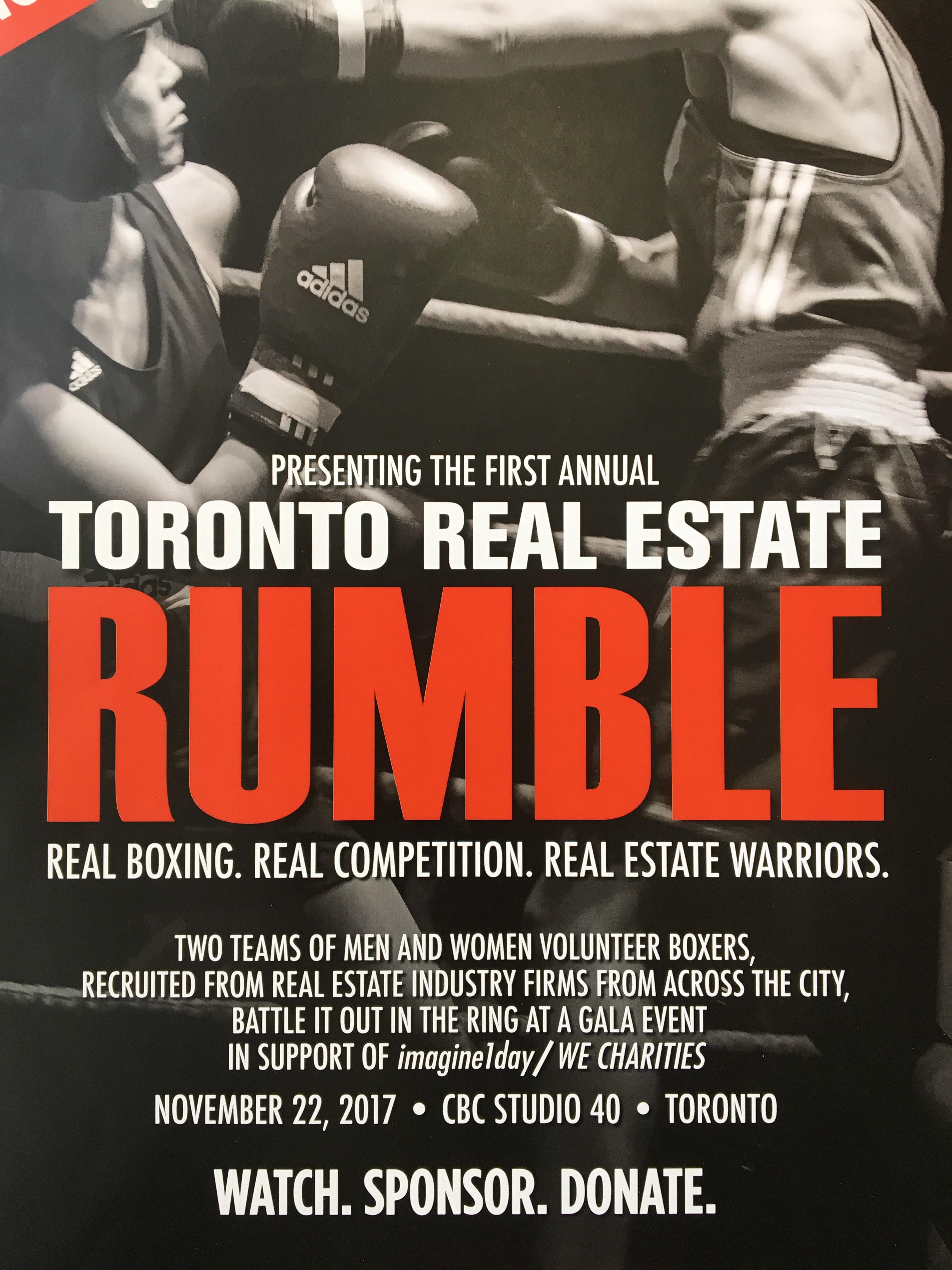 toronto real estate rumble